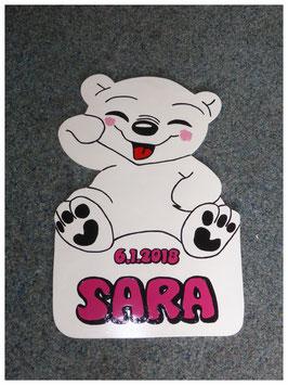 Nr.42 Lachender Eisbär