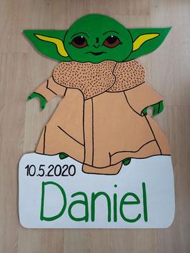Nr.63 Star Wars Yoda