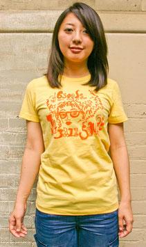6 Seeds Senri Oe x Tomi Jazz: Women's T-Shirt Banana Cream