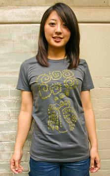 6 Seeds Senri Oe x Tomi Jazz: Women's T-Shirt Gray