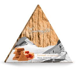 Tauerngipfel Schokolade Karamell Blond Dulcay