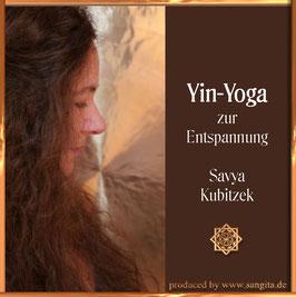Yin-Yoga zur Entspannung
