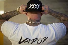 VAPOR Snap Back Cap Logo