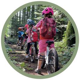 Bike Training für Bambini - ADVANCED