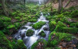 Leyenbach Wasserfall