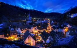 Burg Eppstein Night