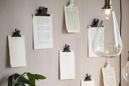 Dokumentenklammer - Ib Laursen