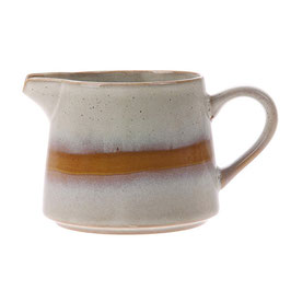 Ceramic 70's Creamer - HK Living