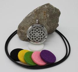 Collier Aromathérapie Fleur