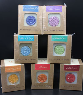 Bougie parfumée - Chakra