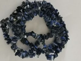 Collier baroque Lapis Lazulis
