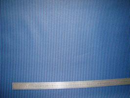 Rayures bleues enduit