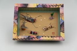 Käferkasten mit Aufhängung