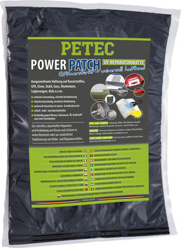 POWER PATCH 225 MM X 300 MM PETEC Art. Nr. 85300