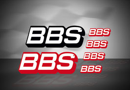 BBS-ORIGINALRACING-STICKER-SET