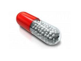 L-Arginine AKG 750mg + Vitamine C Sport capsules