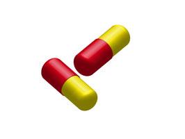 MSM 750mg + Vitamine  C capsules