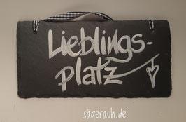 Lieblingsplatz - Schiefer