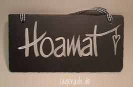 Hoamat - Schiefer