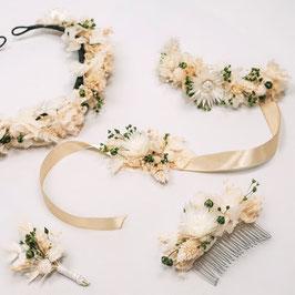 Coffrets de fleurs séchées - Collection Amélie - Végétale