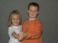 Montag, 28.09.20 - 15:15-16:30 h - (8x1 Std.) - K12701 - Kindertanzspaß ab 4 Jahren