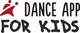 OK4-1220 - Einsteiger-Paket - 4 Tänze nach Wahl - Tanzfans ab 4 Jahren