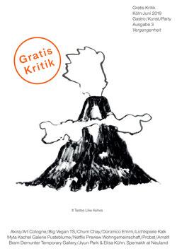 It Tastes Like Ashes - Gratis Kritik. Ausgabe 3