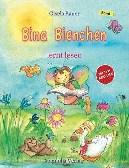 Bina Bienchen lernt lesen - Hardcover, gebunden, stabil, umweltfreundlich