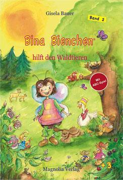 BINA BIENCHEN HILFT DEN WALDTIEREN - E-BOOK