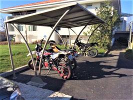 Abri-Vélos CLOUD