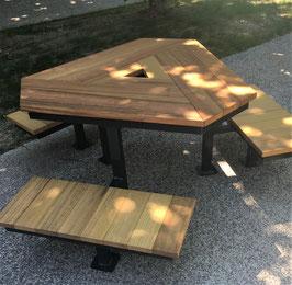 TABLE PIQUE NIQUE TRIUM