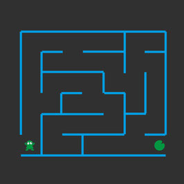 LABYRINTHE RECTANGLE