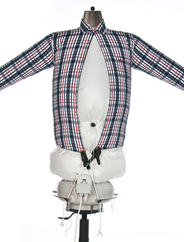 TUBIE ironing machine shirts - for shirts only