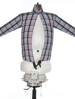TUBIE Bügelpuppe - Nur mit Hemdenaufsatz