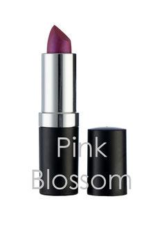 Mineral, Vegan & Organic Lipstick - Pink Blossom
