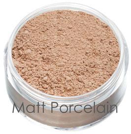 Mineral, Vegan & Organic Setting Veil - Matt Porcelain