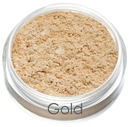 Mineral, Vegan & Organic Highlighter - Gold