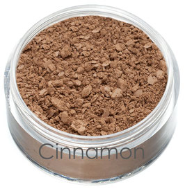 Mineral, Vegan & Organic Foundation - Cinnamon
