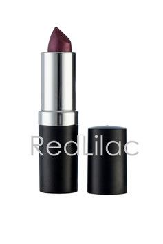 Mineral, Vegan & Organic Lipstick - Red Lilac