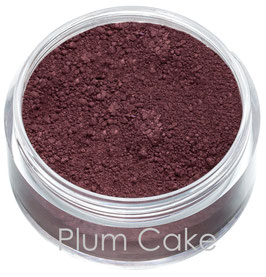 Mineral, Vegan & Organic Blush/ Rouge - Plum Cake