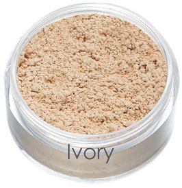 Mineral, Vegan & Organic Foundation - Ivory