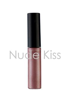 Mineral, Vegan & Organic Lipgloss -  Nude Kiss