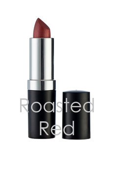 Mineral, Vegan & Organic Lipstick - Roasted Red