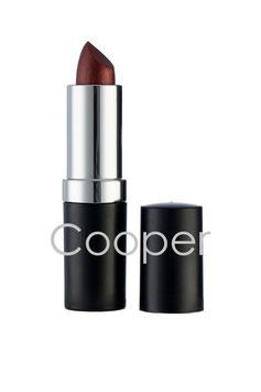 Mineral, Vegan & Organic Lipstick - Cooper