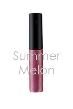 Mineral, Vegan & Organic Lipgloss - Summer Melon