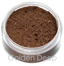 Mineral, Vegan & Organic Bronzer - Golden Deep