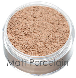 Mineral, Vegan & Organic Finishing & Priming Veil - Matt Porcelain