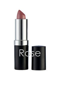 Mineral, Vegan & Organic Lipstick - Rose