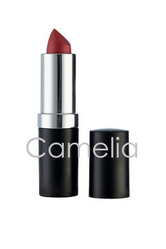 Mineral, Vegan & Organic Lipstick - Camellia