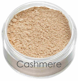 Mineral, Vegan & Organic Foundation - Cashmere
